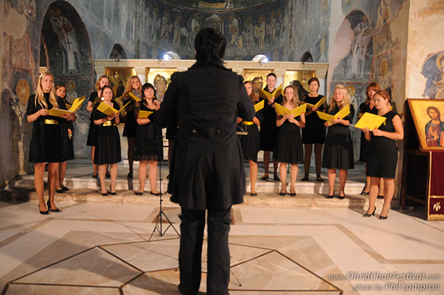 Preparing videos the latvian women choir See how